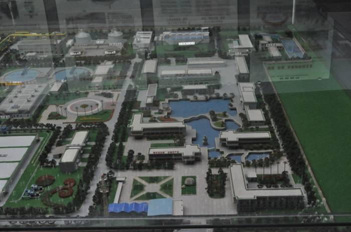 污水处理厂模具9