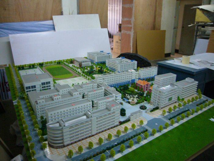 校園規劃模型10