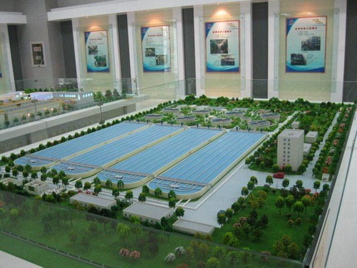 污水處理廠模型7