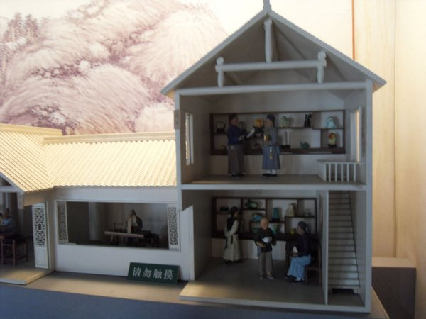 古建筑模型9