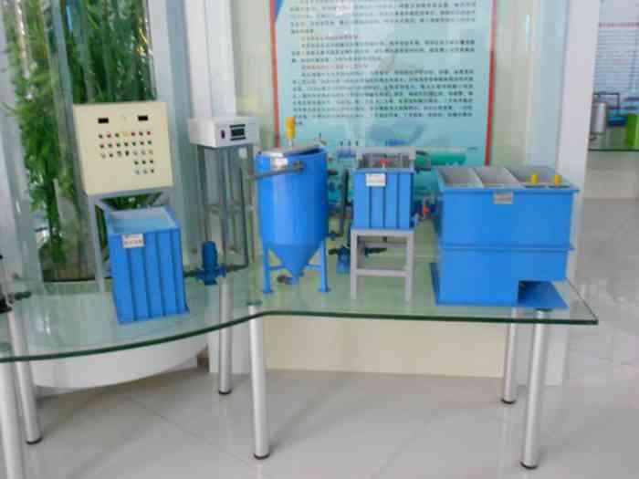 環保實驗模型2