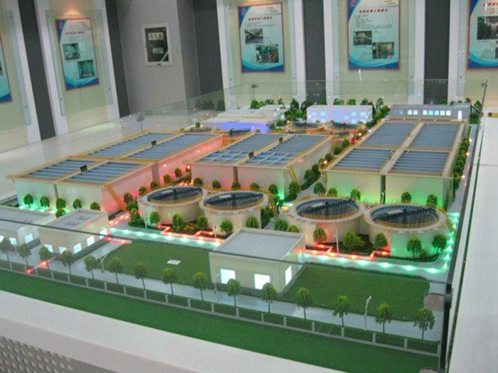 污水处理厂模具8