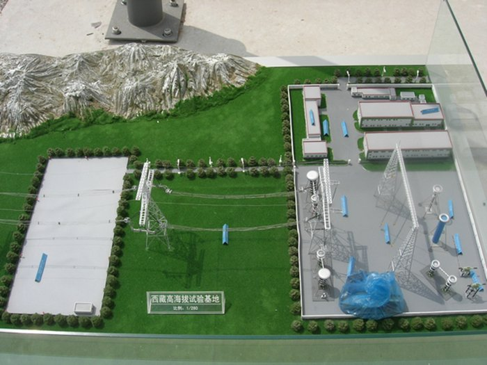 水利發電電力模型7