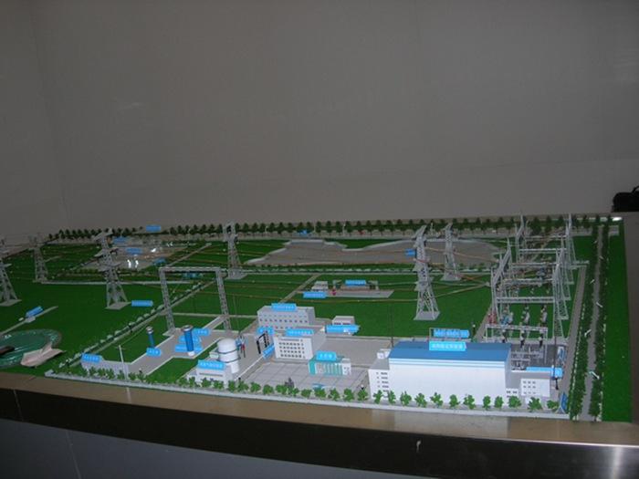 水利发电电力模具9