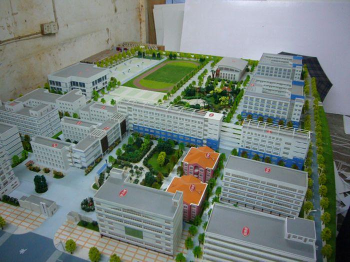 校園規劃模型9