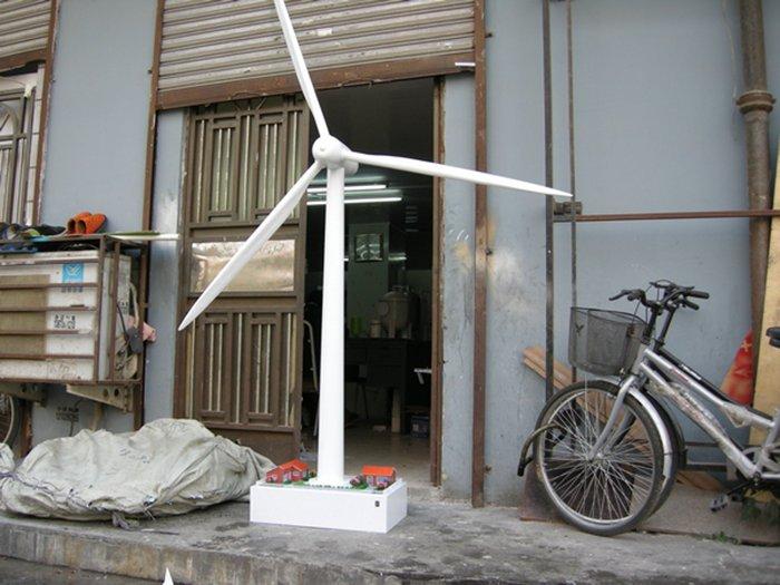 水利發電電力模型12