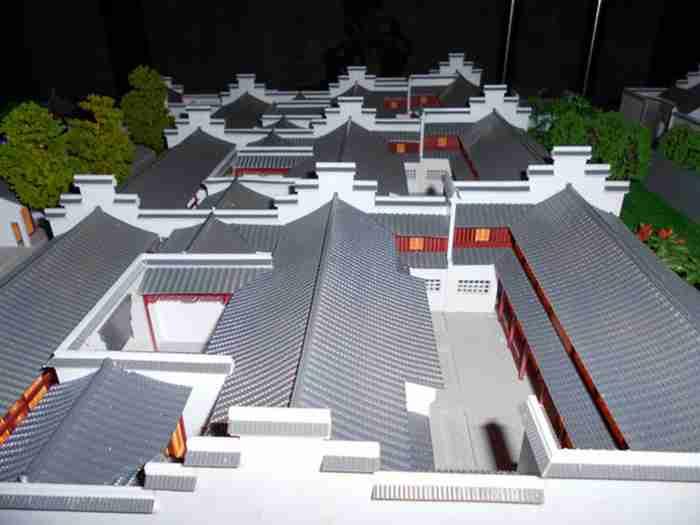 古建筑模型11
