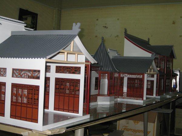 古建筑模具8