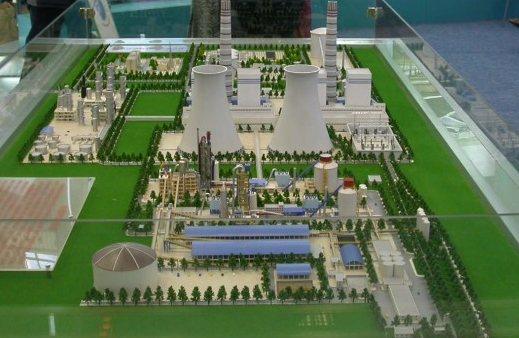武漢工業模型的特點